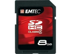 SDHC 8GB Class 4 Emtec