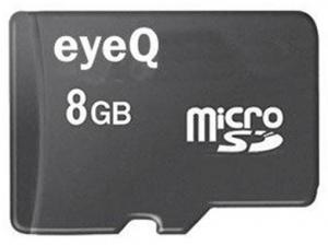 MicroSDHC 8GB Eyeq