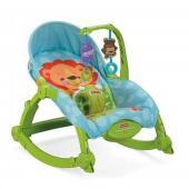 Fisher-Price Sevimli Gezegen Anakucagi ve Sallanan Sandalye T4145