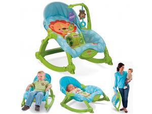 Sevimli Gezegen Anakucagi ve Sallanan Sandalye T4145 Fisher-Price