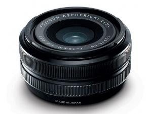 Fujinon XF 18mm f/2.0 R Fujifilm