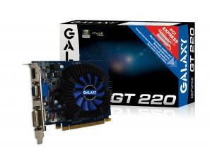 GF GT220 1GB DDR3 Galaxy