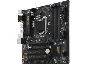 Gigabyte GA-B250M-D3H Intel B250 2400MHz DDR4 Soket 1151 mATX