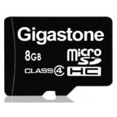 Gigastone MicroSDHC 8GB