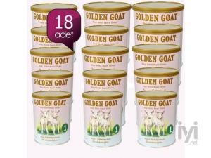 1 Keçi Sütü Mama 18 Adet Golden Goat