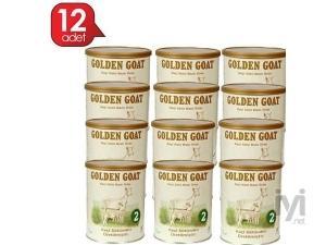 Golden Goat 2 Keçi Sütü Mama 12 Adet