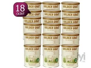 2 Keçi Sütü Mama 18 Adet Golden Goat