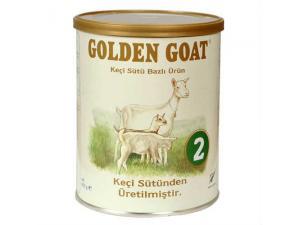2 Keçi Sütü Mama 2 Adet Golden Goat