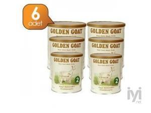 2 Keçi Sütü Mama 6 Adet Golden Goat