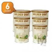 Golden Goat 2 Keçi Sütü Mama 6 Adet