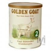 Golden Goat Keçi Sütü Bazlı Beslenme Ürünü No 2