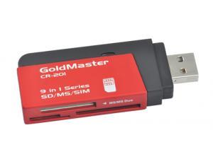 Goldmaster Cr-201 Kart Okuyucu