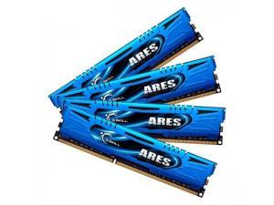 16GB 4x4GB DDR3-1866Mhz F3-1866C9Q-16G GSKILL