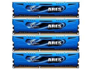 16GB(4x4GB) DDR3 1866MHz F3-1866C9Q-16GAB GSKILL