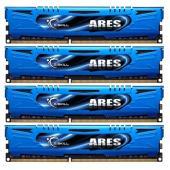 GSKILL 16GB(4x4GB) DDR3 1866MHz F3-1866C9Q-16GAB