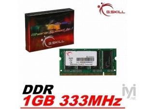 1GB DDR 333MHz F1-2700CL3S-1GBSA GSKILL