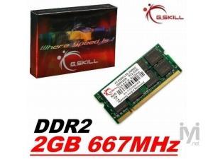 2GB DDR2 667MHz F2-5300CL4S-2GBSQ GSKILL