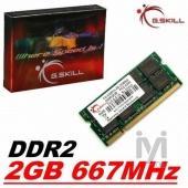 GSKILL 2GB DDR2 667MHz F2-5300CL4S-2GBSQ