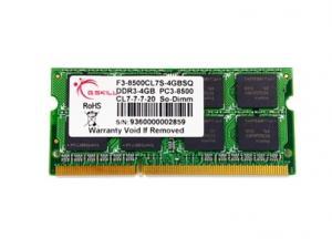 2GB DDR3 1333MHz F3-10666CL9S-2GBSQ GSKILL