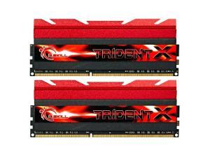 8GB (2x4GB) DDR3 2400MHz F3-2400C10D-8GTX GSKILL