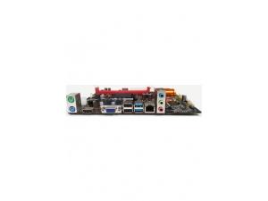 Quadro H61 H61-L3Y Ddr3 Lan O/B Vga Hdmı,Usb 3.0 4X Sata2 Pcıexpress 115 -H61-L3Y