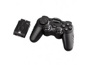 Hama 34357 PS2 Kablosuz Oyun Kumandası Siyah