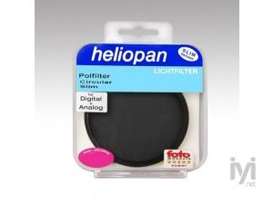 62mm Slim Circular Polarize filtre Heliopan