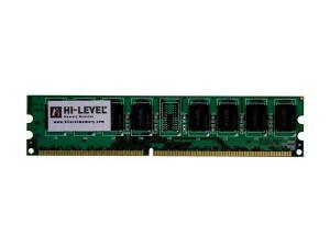 1GB DDR2 800MHz HLV-PC6400BULK-1G Hi-Level