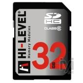Hi-Level SecureDigital 32GB Class 6 (SDHC)