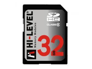 SecureDigital 32GB (SDHC) Hi-Level