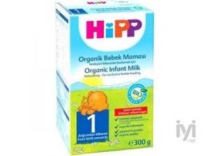 1 Organik Bebek Maması 300 gr Hipp