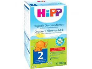 2 Organik 300 Gr 18 Adet Hipp