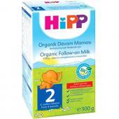 Hipp 2 Organik 300 Gr 18 Adet