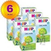 Hipp 2 Organik 300 gr 6 Adet