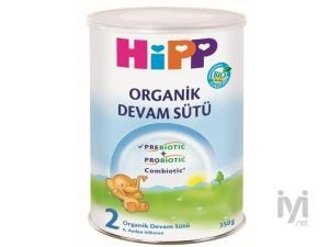 2 Organik Combiotik Bebek Sütü 350 gr Hipp