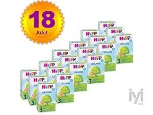 Hipp 3 Organik 300 gr 18 Adet