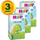 Hipp 3 Organik 300 Gr 3 Adet