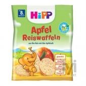 Hipp Diş Kaşıyıcı Organik Pirinçli Elmalı Bebek Gofreti HIP-3177