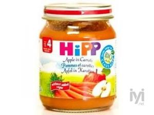 Elma Havuç Püresi 125gr HIP-86757 Hipp
