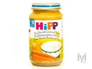 Havuclu ve Hindili Pirinc 220gr Hipp