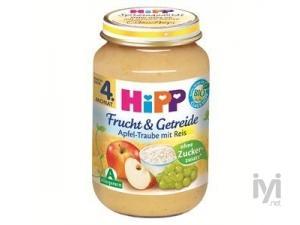 Kavanoz Mamaları Elmalı Pirinçli Meyve Püresi 190 Gr Hipp