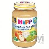 Hipp Kavanoz Mamaları Elmalı Pirinçli Meyve Püresi 190 Gr