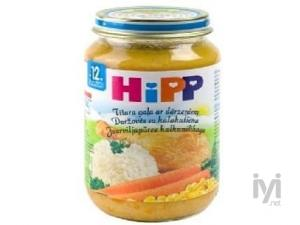 Kavanoz Maması Havuclu Hindili Sebze 220 gr Hipp