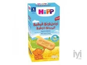 Organik Bebek Biskuvisi 150 gr Hipp