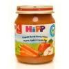 Hipp Organik Elmalı Havuç Püresi 125gr