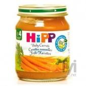 Hipp Organik Havuc Puresi 125gr