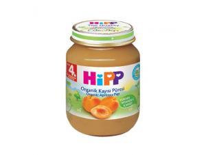 Organik Kayısı Püresi 125 Gr 6`lı Paket Hipp