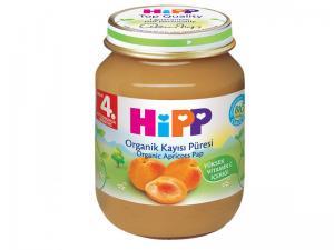 Hipp Organik Kayisi Puresi 125gr
