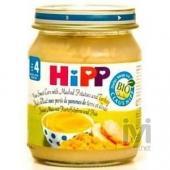 Hipp Organik Misirli ve Hindili Patates 125gr
