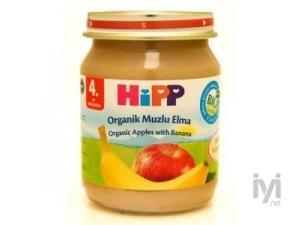 Organik Muz ve Elma Püresi 125 gr Hipp